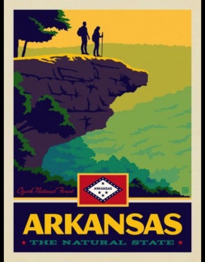 Posters Arkansas State Pride 11x14 Print