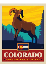 Posters Colorado State Pride 11x14 Print