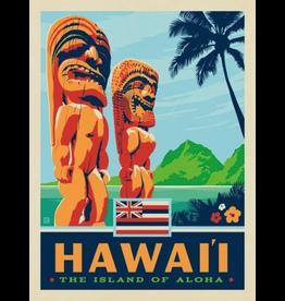 Posters Hawaii State Pride 11x14 Print