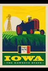 Posters Iowa State Pride 11x14 Print