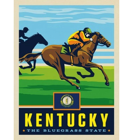 Posters Kentucky State Pride 11x14 Print