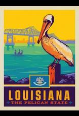 Posters Louisiana State Pride 11x14 Print