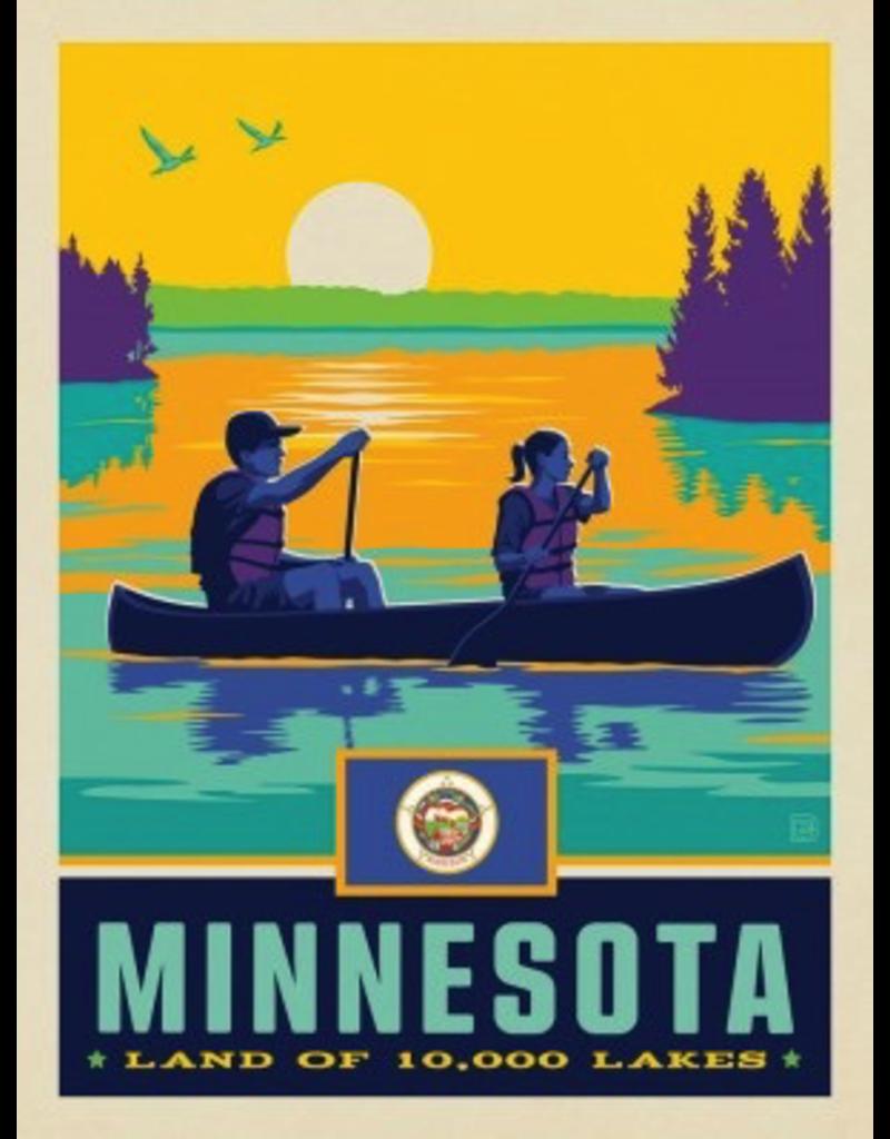 Posters Minnesota State Pride 11x14 Print