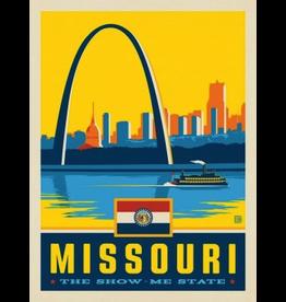 Posters Missouri State Pride 11x14 Print