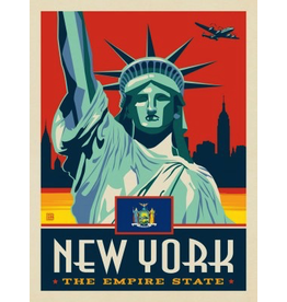 Posters New York State Pride 11x14 Print