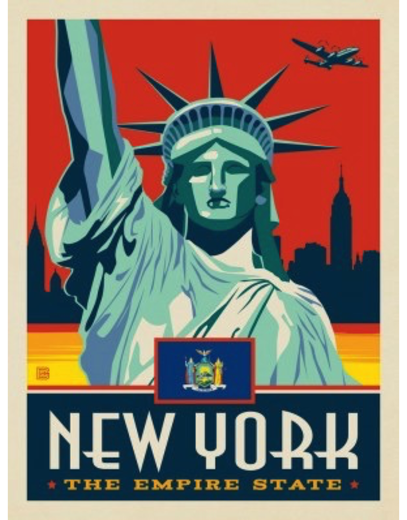 Posters New York State Pride 11x14 Print