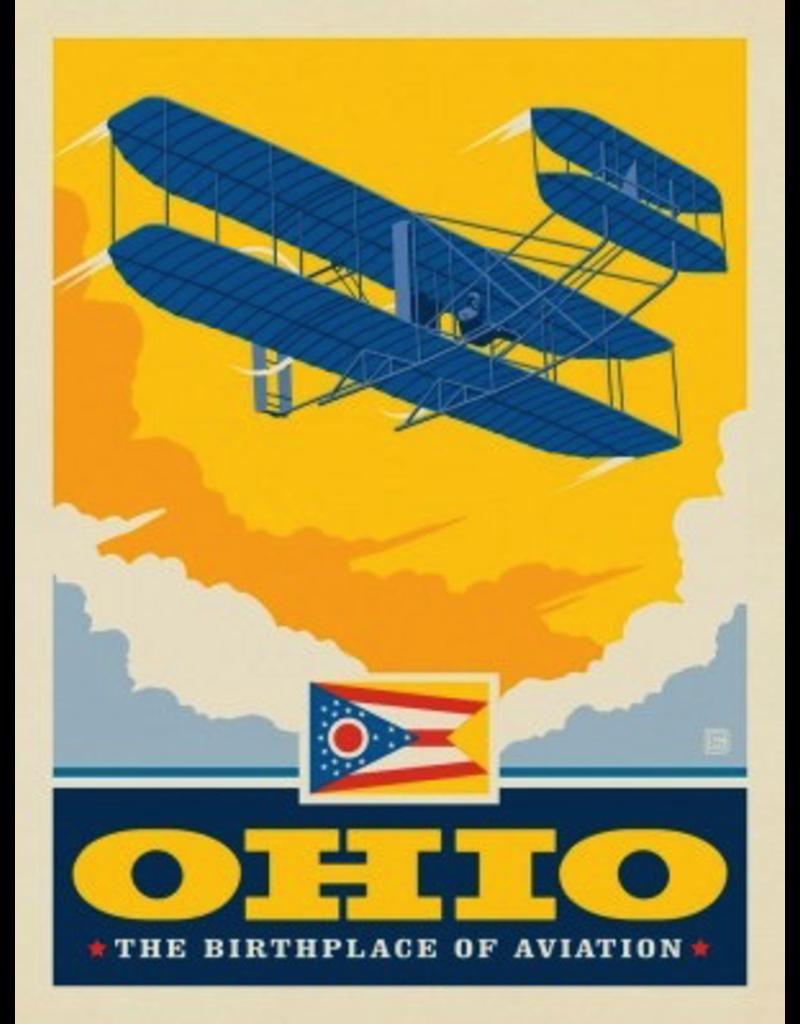 Posters Ohio State Pride 11x14 Print