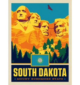 Posters South Dakota State Pride 11x14 Pride