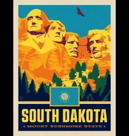 Posters South Dakota State Pride 11x14 Pride