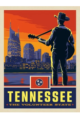 Posters Tennessee State Pride 11x14 Print