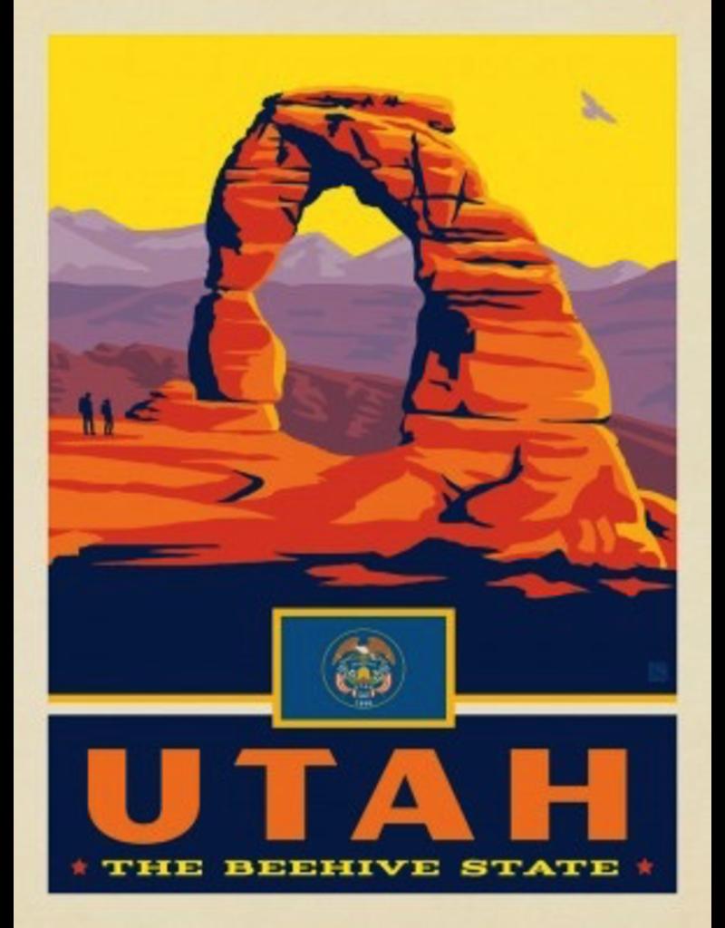 Posters Utah State Pride 11x14 Print
