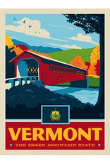 Posters Vermont State Pride 11x14 Print