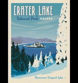 Prints Crater Lake National Park 11x14 Print