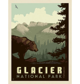 Prints Glacier National Park 11x14 Print