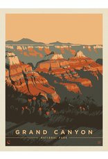 Posters Grand Canyon National Park Sunrise 11x14 Print