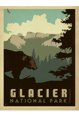 Prints Glacier National Park 18x24 Poster