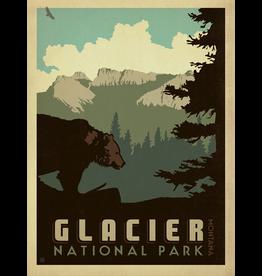 Prints Glacier National Park 18x24 Poster