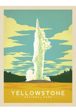 Prints Yellowstone National Park Old Faithful 18x24 Poster