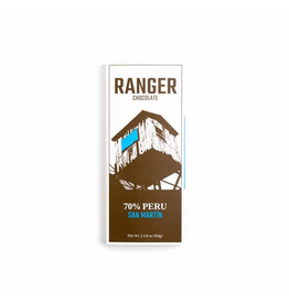 Chocolate Ranger Chocolate San Martin 70% Cacao