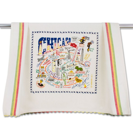 Dish Towels Chicago Dish Towel