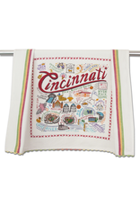 Dish Towels Cincinnati Dish Towel