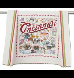 Dish Towels Cincinnati Dish Towel