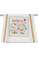 Dish Towels Colorado Dish Towel