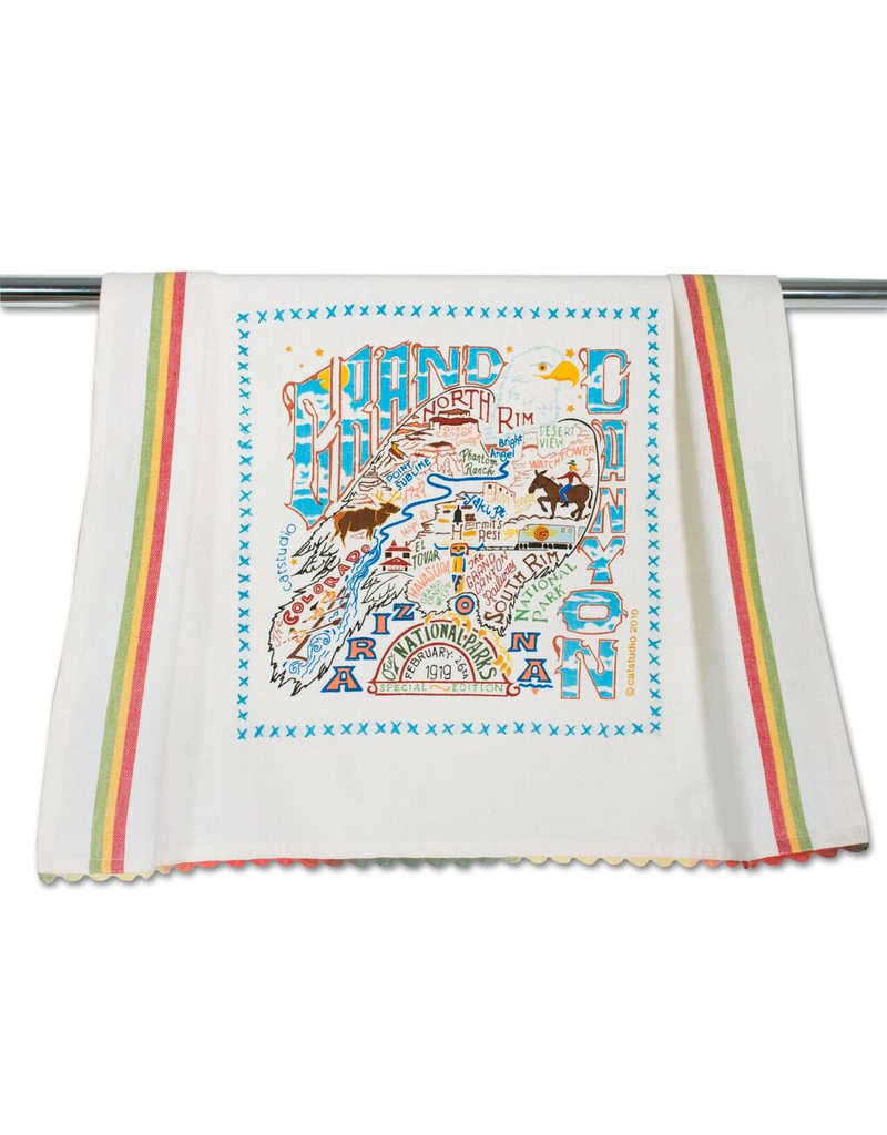 Dish Towels Grand Canyon National Park Dish Towel