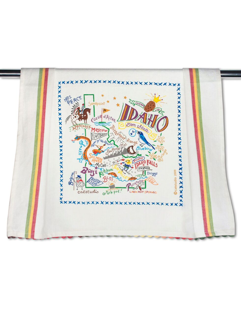 Dish Towels Idaho Dish Towel