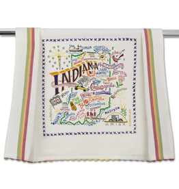 Dish Towels Indiana Dish Towel