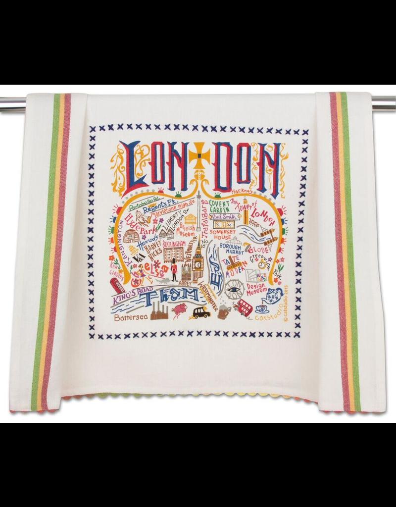 Dish Towels London Dish Towel