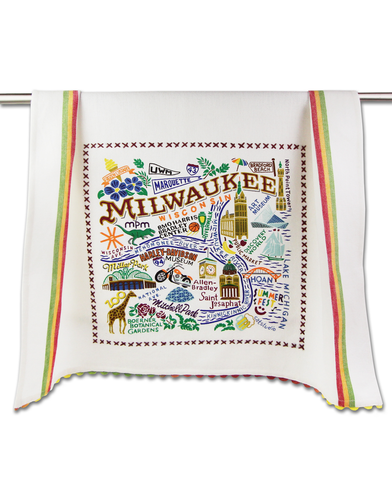 Dish Towels Milwaukee Dish Towel