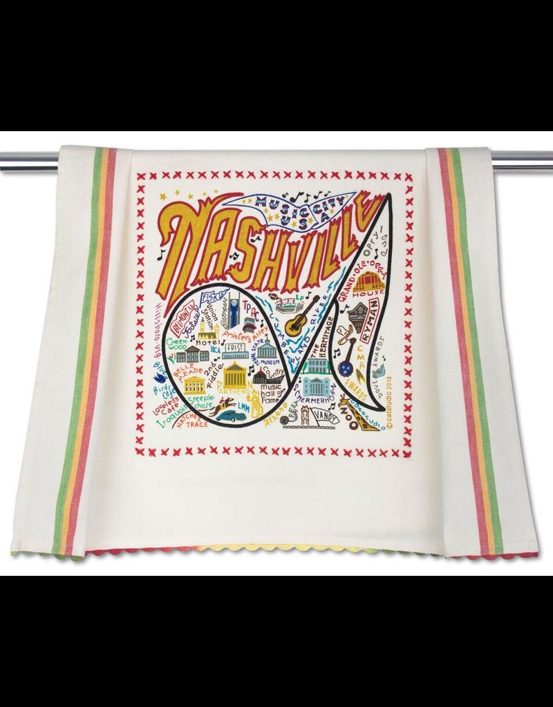 Dish Towels Nashville Dish Towel
