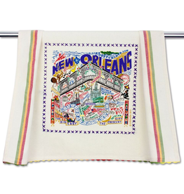 Dish Towels New Orleans Dish Towel