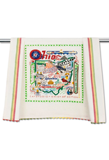 Dish Towels Ohio Dish Towel