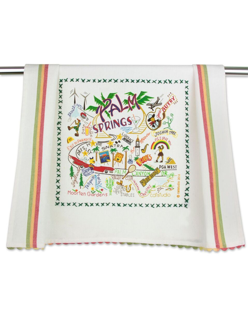 Dish Towels Palm Springs Dish Towel