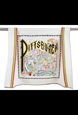 Dish Towels Pittsburgh Dish Towel