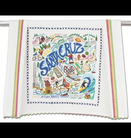 Dish Towels Santa Cruz Dish Towel