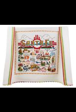 Dish Towels Santa Fe Dish Towel