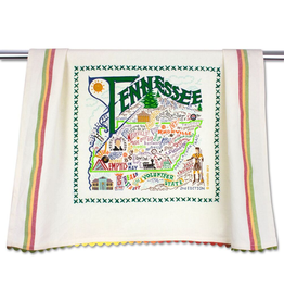 Dish Towels Tennessee Dish Towel