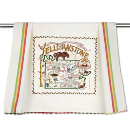 Dish Towels Yellowstone National Park Dish Towel