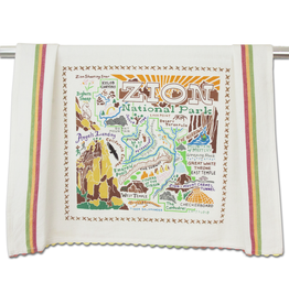 Dish Towels Zion National Park Dish Towel