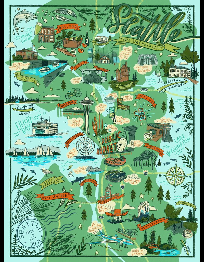 Puzzles Seattle Puzzle