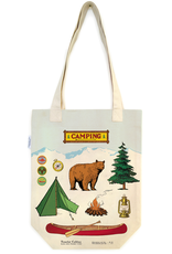 Totes Camping Tote Bag