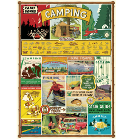 Gift Wrap Camping Wrap