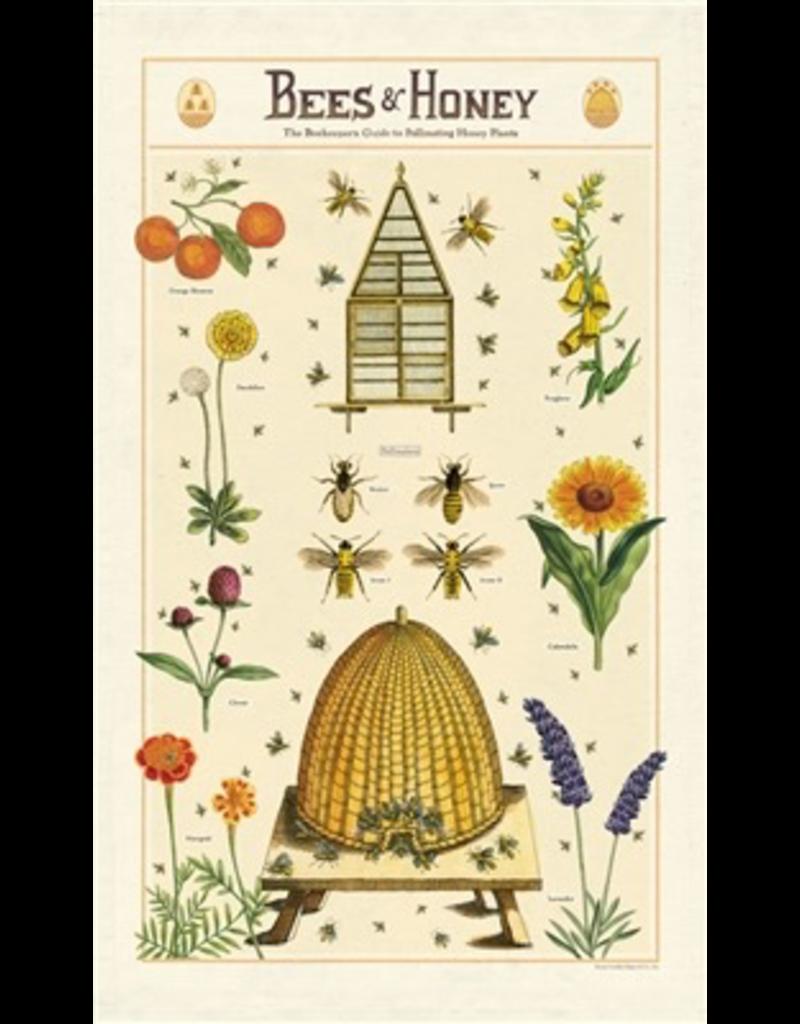 Tea Towels Bees & Honey Tea Towel