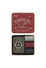 Games Campfire Poker Set