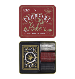 Games Campfire Poker Set