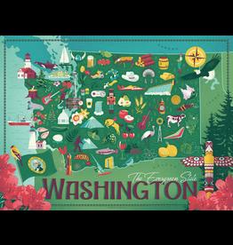Puzzles Washington State Puzzle