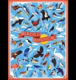 Puzzles Birds of No America Puzzle
